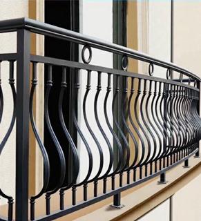 阳台护栏配件