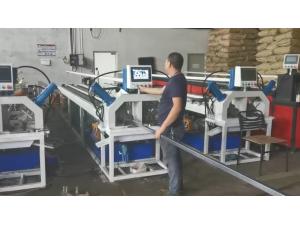 红九州自动化钻孔机视频